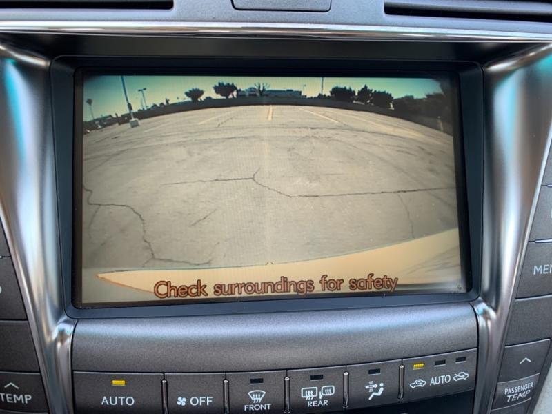 Lexus LS 460 2007 price $16,999