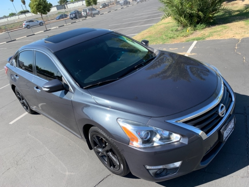 Nissan Altima 2013 price $8,988