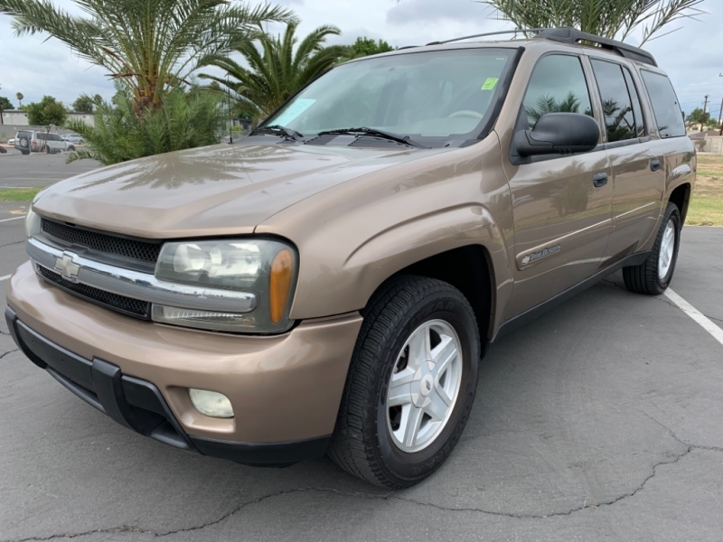 Chevrolet TrailBlazer 2003 price $5,499