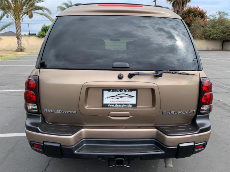 Chevrolet TrailBlazer 2003 price $5,499