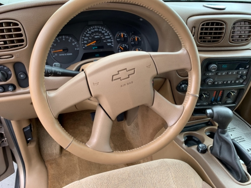 2003 Chevrolet TrailBlazer 4dr 2WD EXT LT