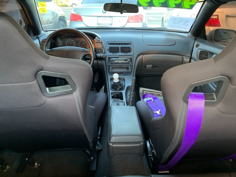 Nissan 300ZX 1996 price $5,999