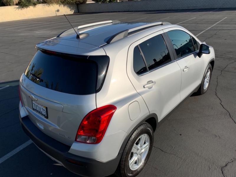 Chevrolet Trax 2015 price $8,999