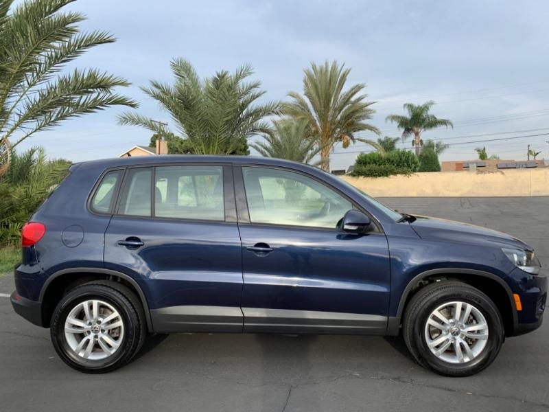 Volkswagen Tiguan 2014 price $6,999