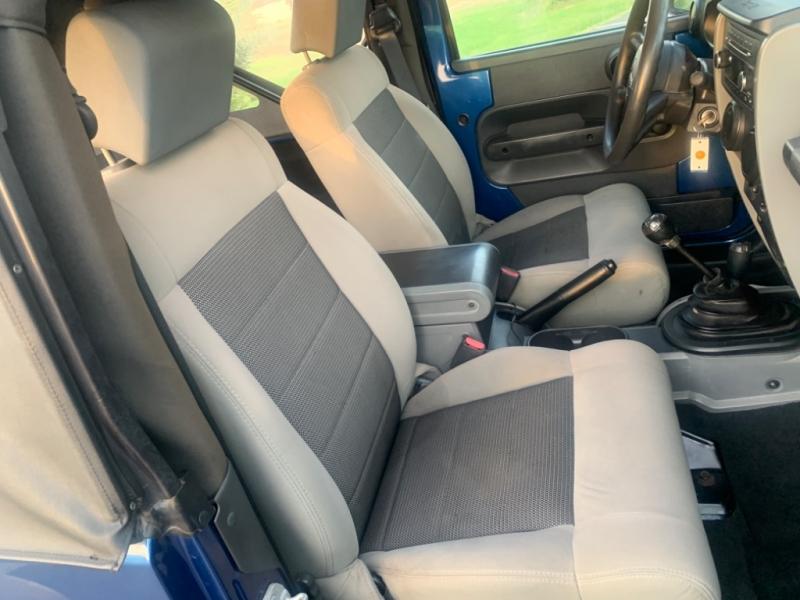 Jeep Wrangler 2010 price $14,988