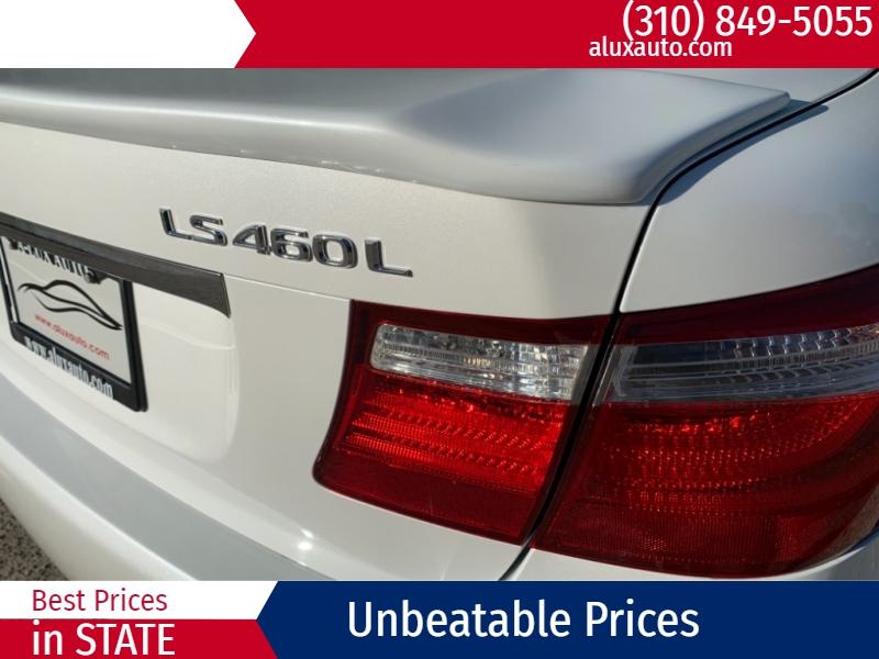 Lexus LS 460 L 2007 price $12,988