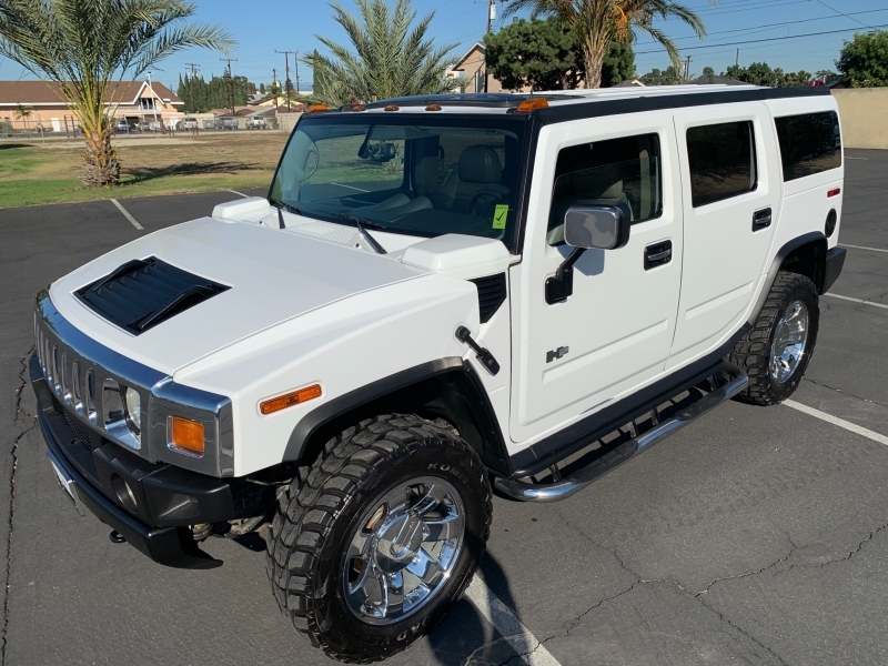 Hummer H2 2003 price $11,888