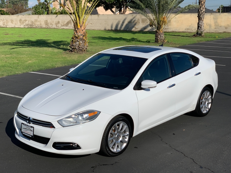 Dodge Dart 2013 price $8,999