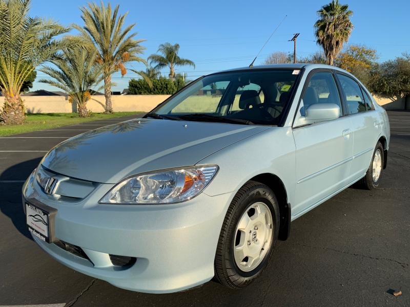 Honda Civic Hybrid 2005 price $7,999