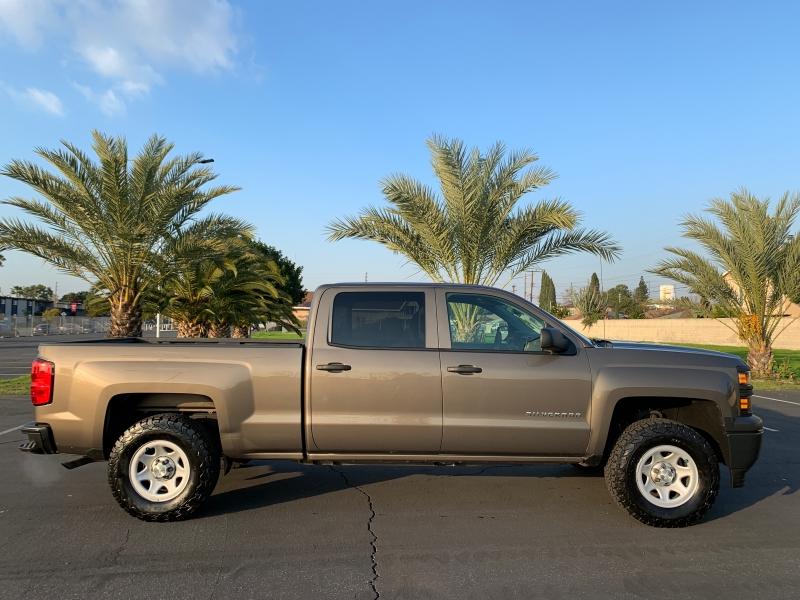 Chevrolet Silverado 1500 2014 price $17,999