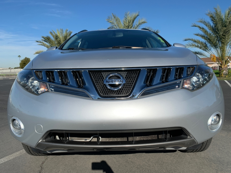 Nissan Murano 2009 price $8,988