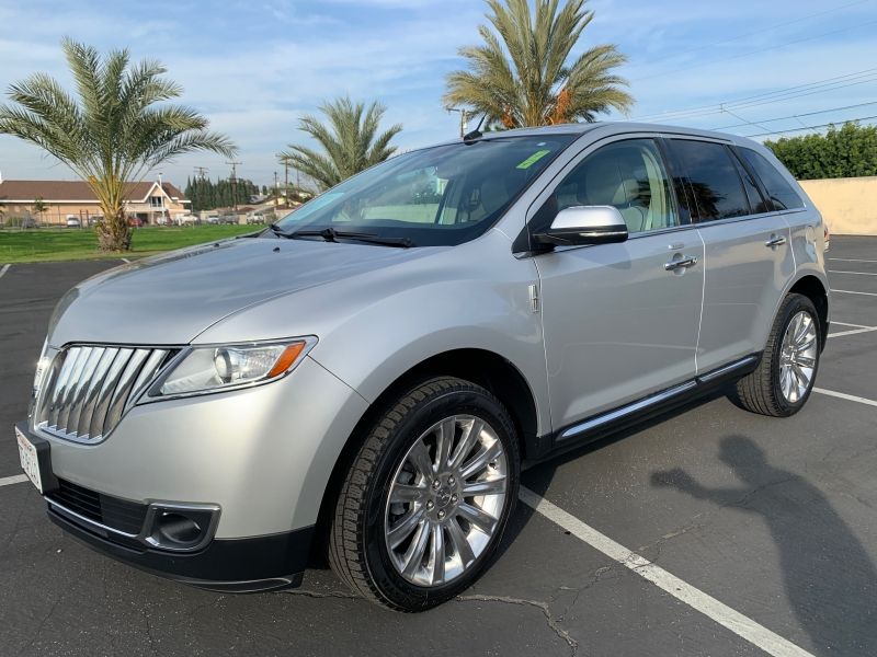 Lincoln MKX 2014 price $12,999
