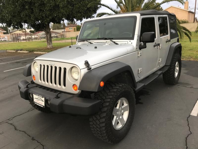 Jeep Wrangler 2007 price $11,999