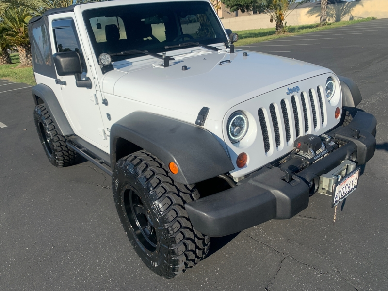 Jeep Wrangler 2012 price $17,250