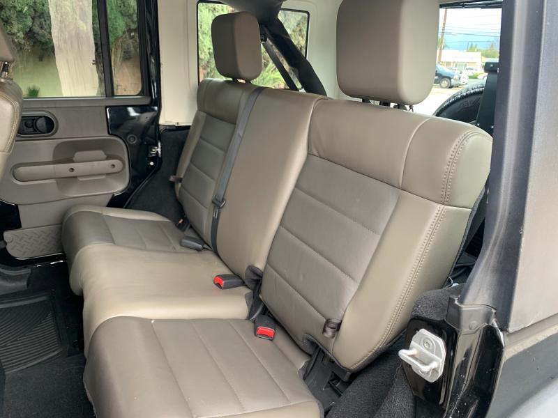 Jeep Wrangler Unlimited 2010 price $23,988
