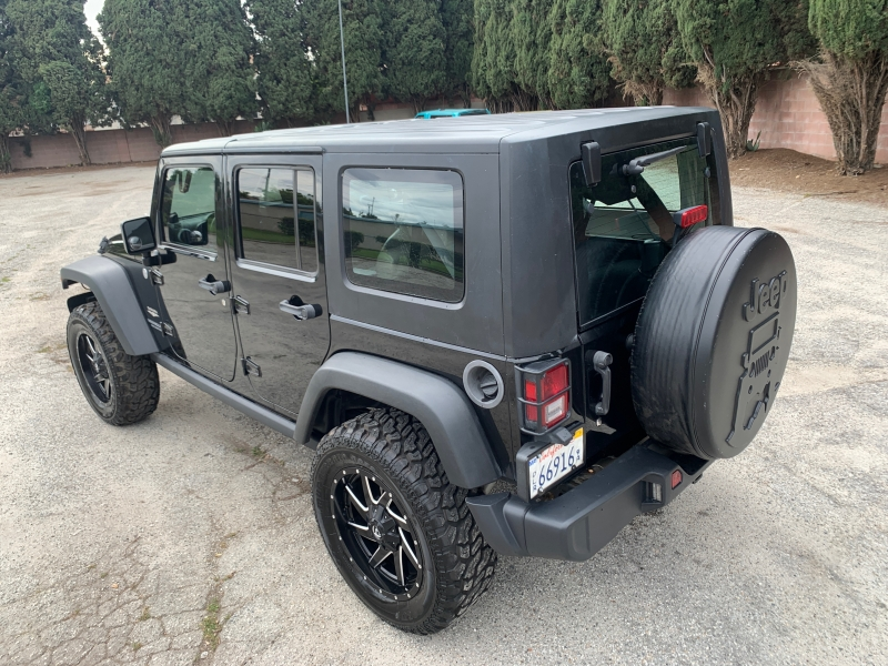 Jeep Wrangler Unlimited 2010 price $23,988
