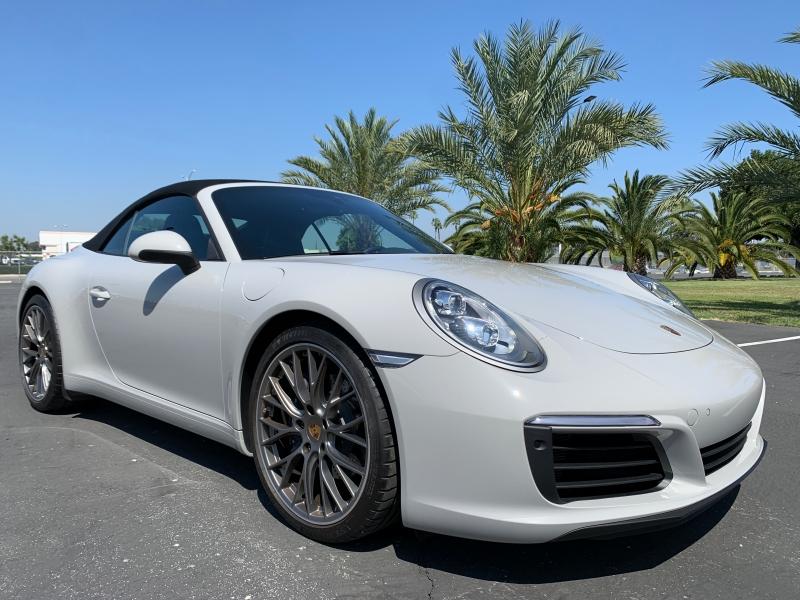 Porsche 911 2019 price $99,988