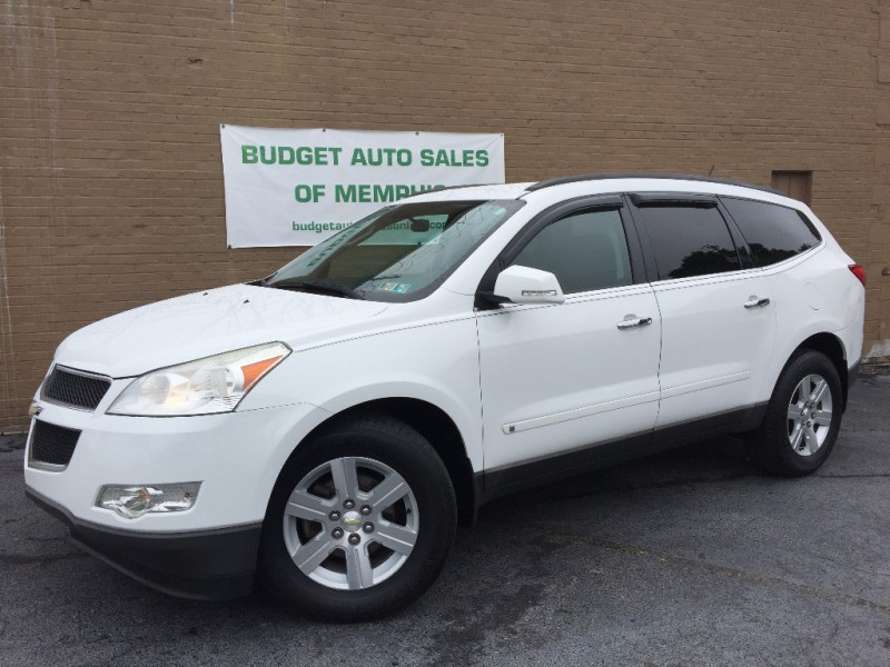 Chevrolet Traverse 2010 price $11,995