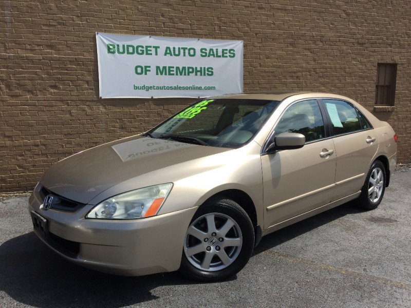 Honda Accord Sdn 2005 price $7,495