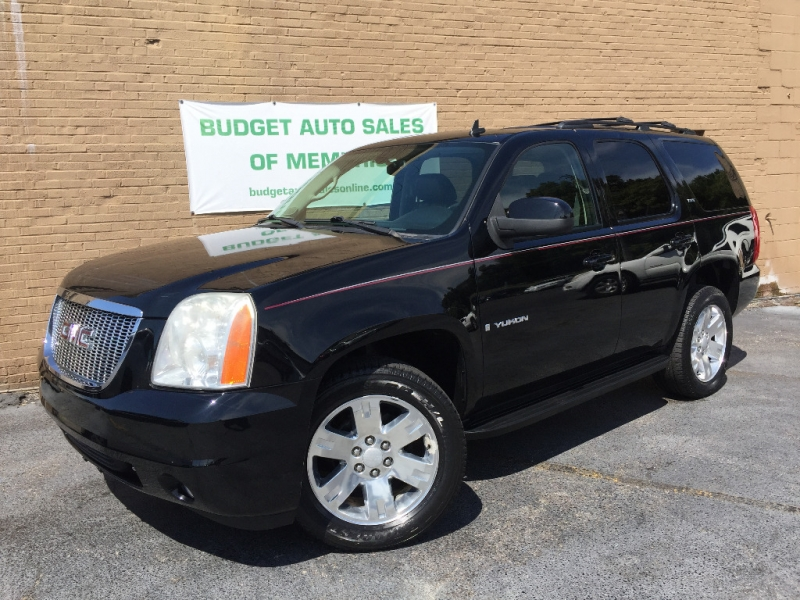 GMC Yukon 2008 price $12,995