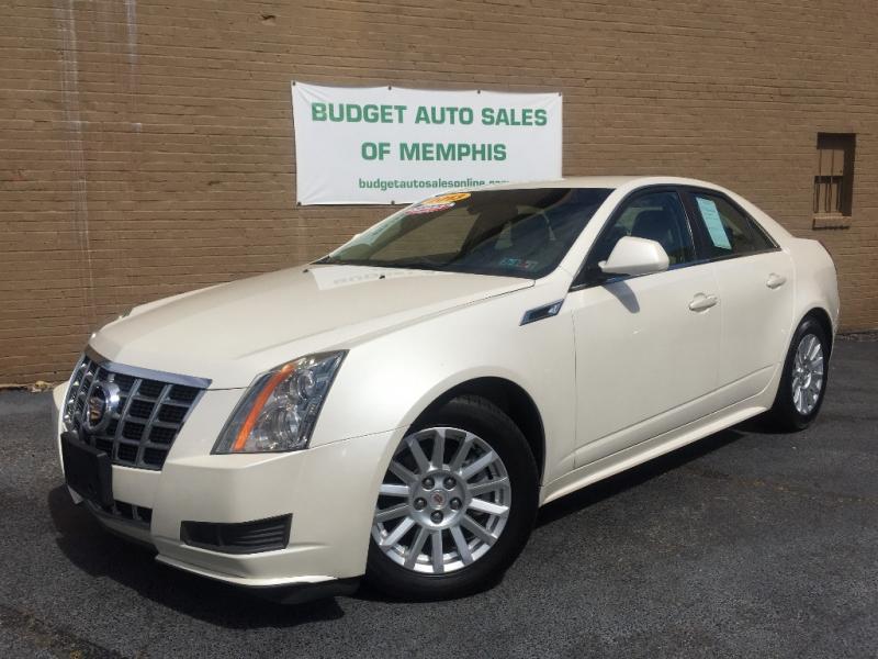 Cadillac CTS Sedan 2013 price $13,995