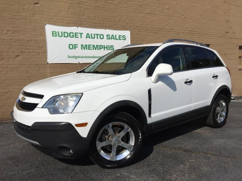 Chevrolet Captiva Sport Fleet 2012 price $8,995