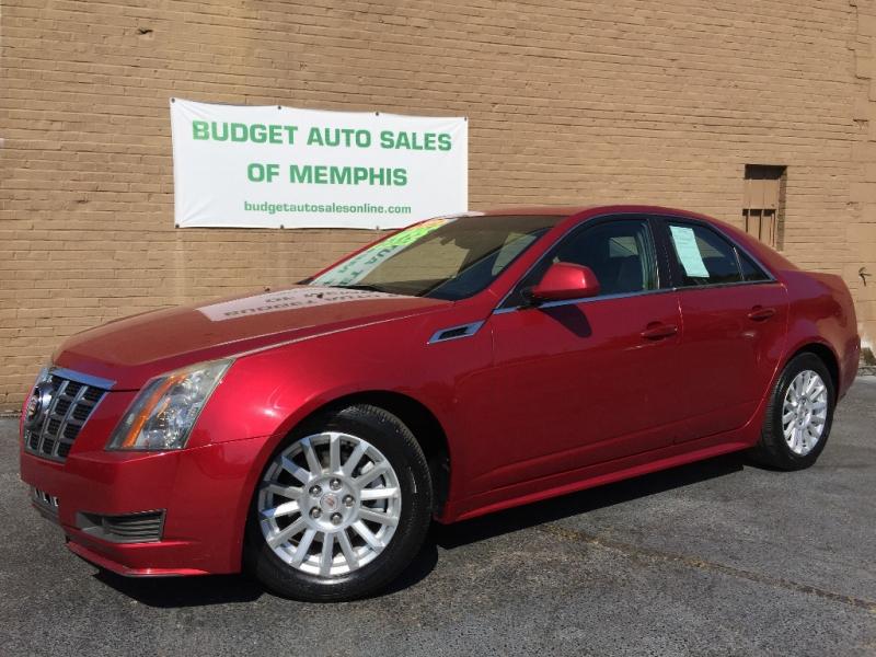 Cadillac CTS Sedan 2012 price $12,995
