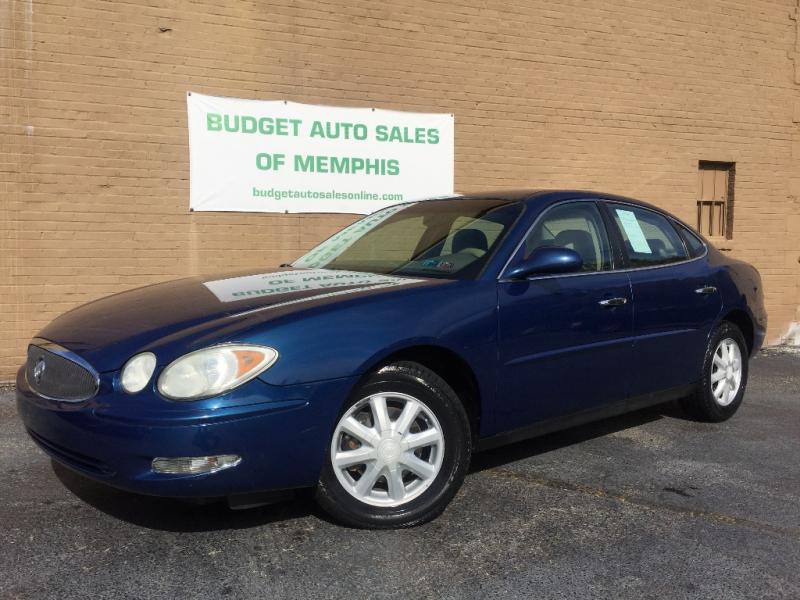 Buick LaCrosse 2006 price $6,495