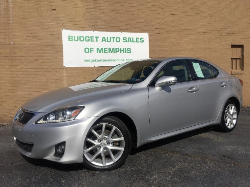 Lexus IS 250 2011 price $14,995