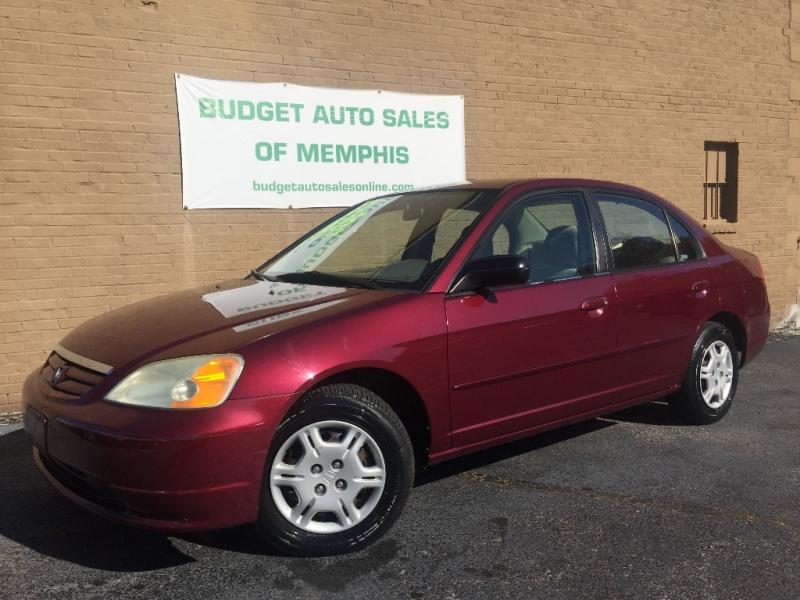 Honda Civic 2002 price $6,495