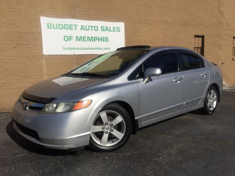 Honda Civic Sdn 2006 price $6,495