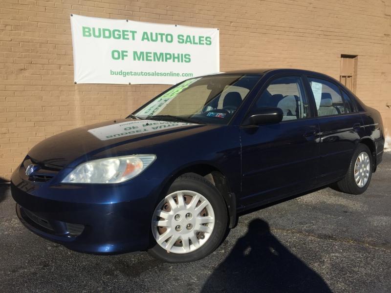 Honda Civic Sdn 2004 price $5,995