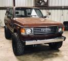 Toyota Pickup & Landcruiser 1984