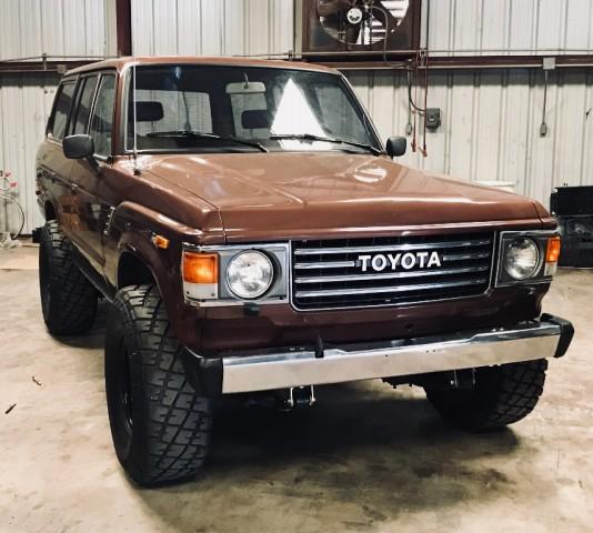 1984 Toyota Pickup & Landcruiser