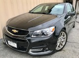 Chevrolet SS -Supercharged 2014