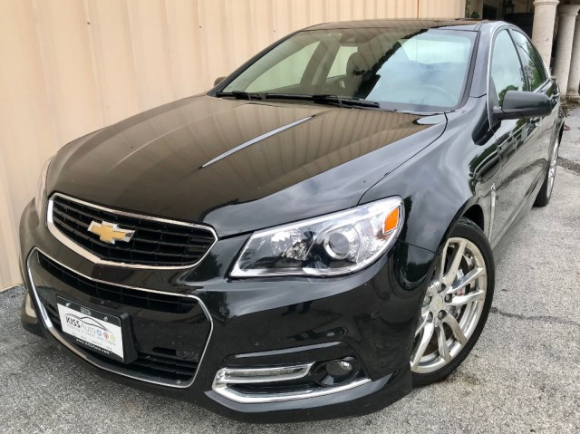 2014 Chevrolet SS  Supercharged