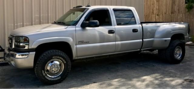 2004 GMC Sierra 3500 4x4