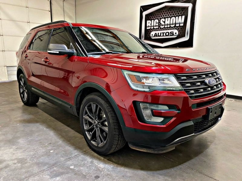 Ford Explorer 2017 price $26,900
