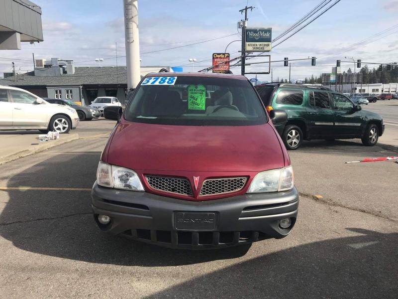 Pontiac Montana 2005 price $3,800