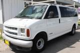 Chevrolet Express Cargo Van 2001