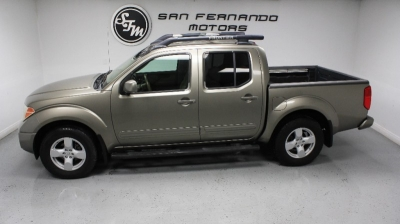 2005 Nissan Frontier 2WD LE Crew Cab V6 Automatic