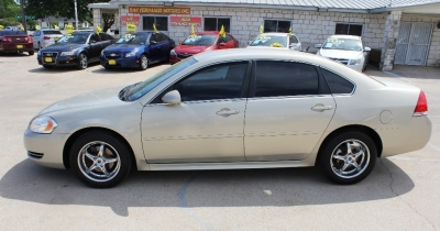 2011 Chevrolet Impala 4dr Sdn LS Retail