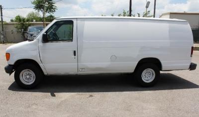 2006 Ford Econoline Cargo Van E-250 Super