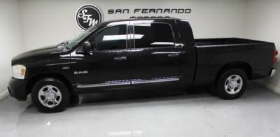 "2008 Dodge Ram 1500 2WD Mega Cab 160.5"" SLT"