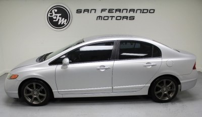 2006 Honda Civic Sdn LX MT