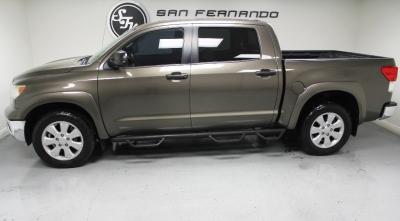 2012 Toyota Tundra 4WD Truck CrewMax 5.7L FFV V8 6-Spd AT
