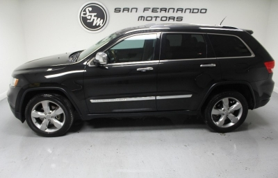 2012 Jeep Grand Cherokee RWD 4dr Overland Summit