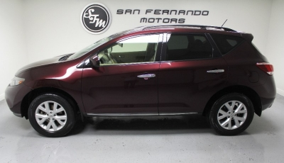 2013 Nissan Murano 2WD 4dr SL