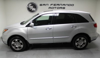 2007 Acura MDX 4WD 4dr