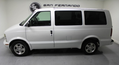 "2003 Chevrolet Astro Passenger Ext 111"" WB RWD"